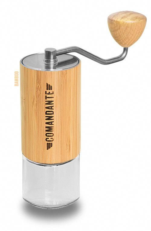 Comandante Coffee Grinder Expect The Best Coffeegrinder Manual Coffee Grinder Best Coffee Grinder Coffee Grinder