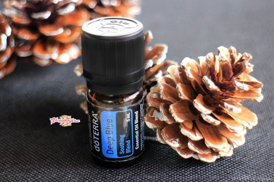 doTERRA Deep Blue Oil (review bahasa Indonesia)