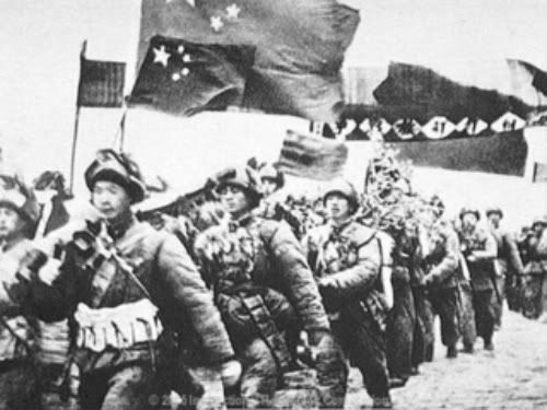 Image result for china enters the korean war