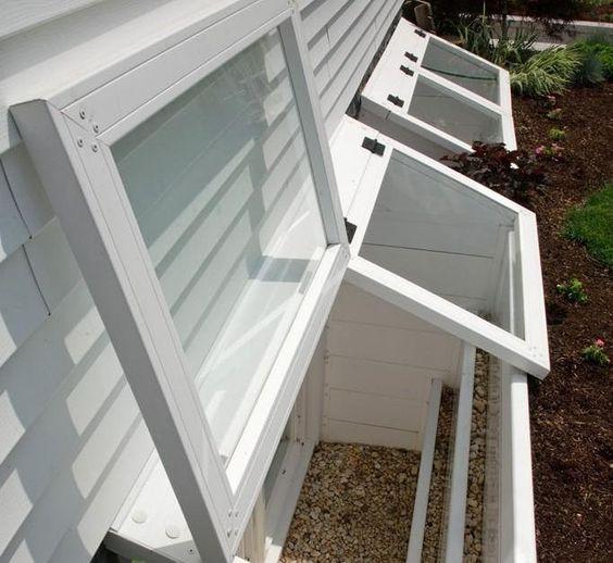 ... Window Wells: Installing Basement