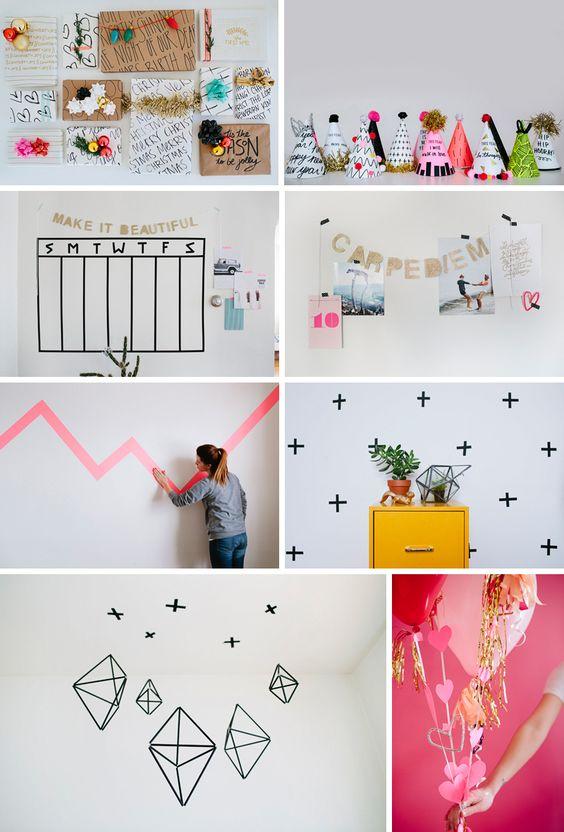 Why We Love Washi Tape Washi Tape Wallpaper, Washi Tape and Washi