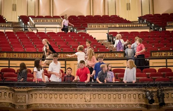 Orpheum Theater Hosts Open House After 3 Million Open House Omaha Wrestling
