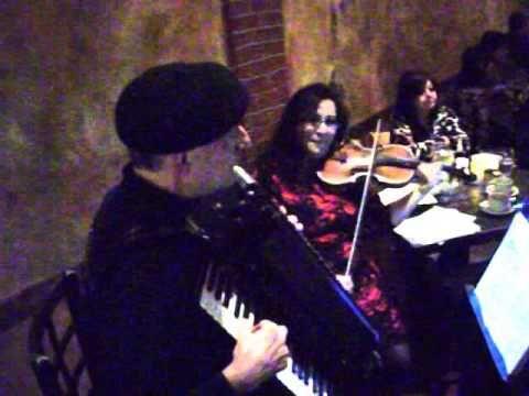 Jealousy tango- violin and accordion.