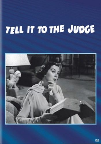 Tell It To The Judge DVD