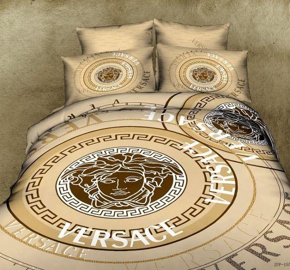 versace Cotton 4 set Bedding