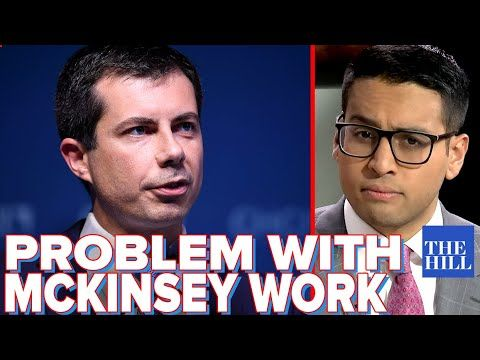 Saagar Enjeti Pete S Mckinsey Problem Is Much Worse Than You Think Thinking Of You Problem Pete