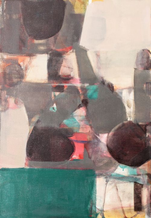 Robert Szot Relentlessly Pursues the Seduction of Lyrical Abstract Painting   Critique Collective