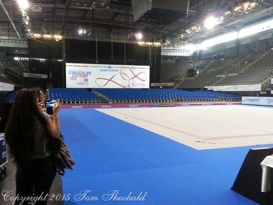 34th World Championships - Stuttgart (Germany), 7-13 September 2015