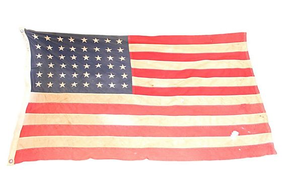 cotton us flags