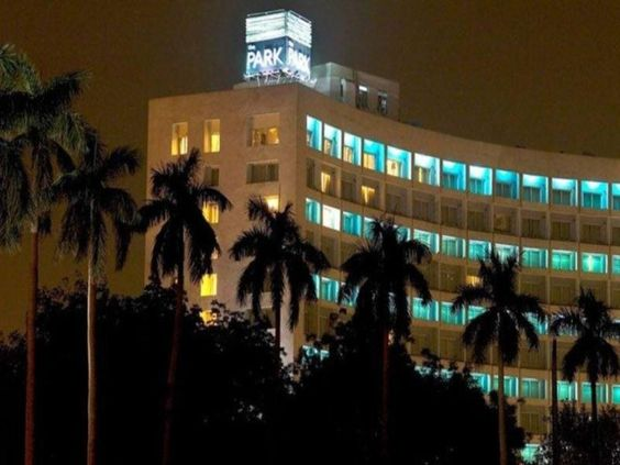 New Delhi and NCR The Park New Delhi Hotel India, Asia The 5-star The Park New Delhi Hotel offers comfort and convenience whether you're on business or holiday in New Delhi and NCR. Both business travelers and tourists can enjoy the hotel's facilities and services. To be found at the hotel are free Wi-Fi in all rooms, 24-hour security, 24-hour front desk, 24-hour room service, facilities for disabled guests. All rooms are designed and decorated to make guests feel right at hom...