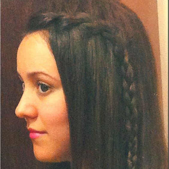 Like the braid