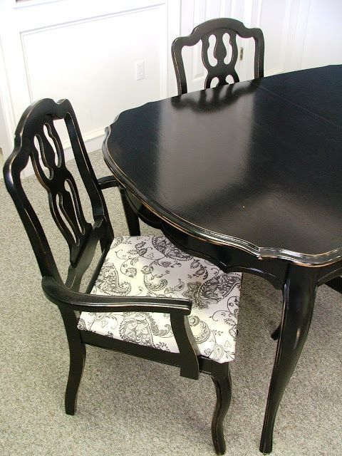38++ French provincial dining room table and chairs Best Seller