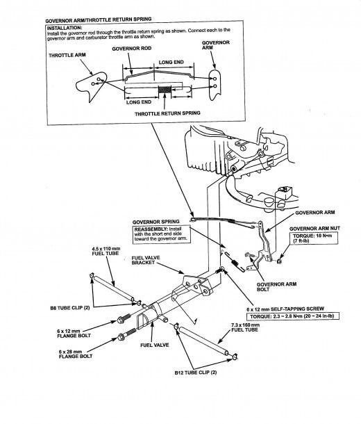 Honda Gcv160 Fuel Filter Location With Images Diagram Honda