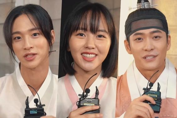 "Watch: Jang Dong Yoon, Kim So Hyun, And Kang Tae Oh Reveal What To Look Out For In ""Tale Of Nok-Du"""