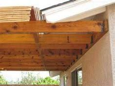 Image result for how to attach a patio roof to an existing