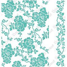 """Cuttlebug 5"""" x 7"""" Anna Griffin Rosa Embossing Set"""