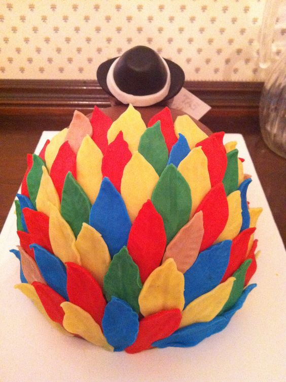 Thanksgiving cake 2011
