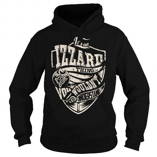 Its an IZZARD Thing (Dragon) - Last Name, Surname T-Shirt - #blusas shirt #sweatshirt style. Its an IZZARD Thing (Dragon) - Last Name, Surname T-Shirt, sweater for fall,maroon sweater. SAVE =>...