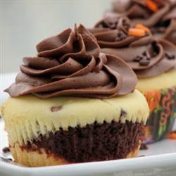 Brownie Batter Cupcake