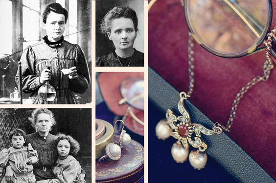 Marie Curie: brillar en tiempos de hombres | Vintage by López Linares
