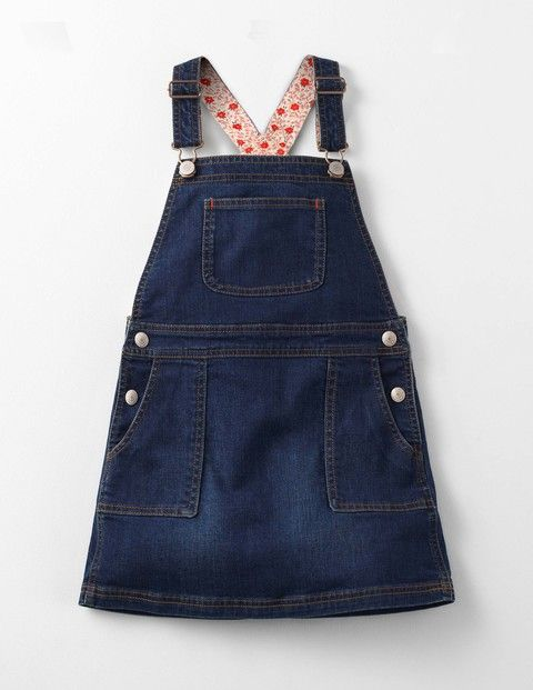 For Ellie - Overall Dress (4-5 years)