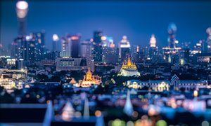 Bangkok city guide: what to do plus the best hotels, restaurants and bars.  Skipping the temples and the backpacker hub of the Khao San Road… via guardian.com  #travel #Bangkok #food #art  Bangkok skyline - Photograph: Getty Images