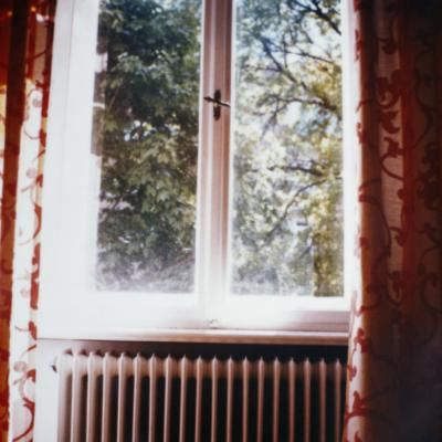 How To Hang Curtains Over A Radiator How To Hang