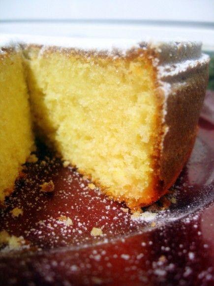Bizcocho de queso mascarpone, zumo de mandarina y ron añejo - El Aderezo - Blog de Recetas de Cocina