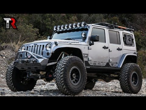 Iron Man The 5 Year Jeep Wrangler Build Walk Around Youtube
