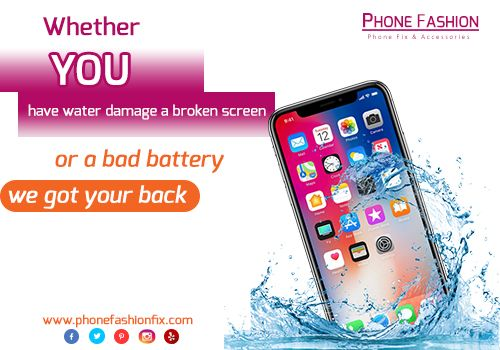 We Fix Your Phone At Our Store Every Time Get A Quote In Seconds Your Iphone Screen Repair Is Done In As Little As One Hour Ocal In 2020 Iphone Repair