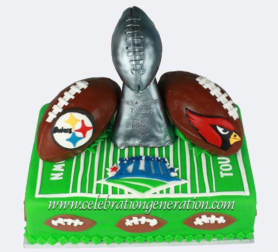 Super Bowl Cake: Bowl Foods, Cake Ideas, Creative Cakes, Superbowl Weekend, Cakes Themes, Cake Decorating