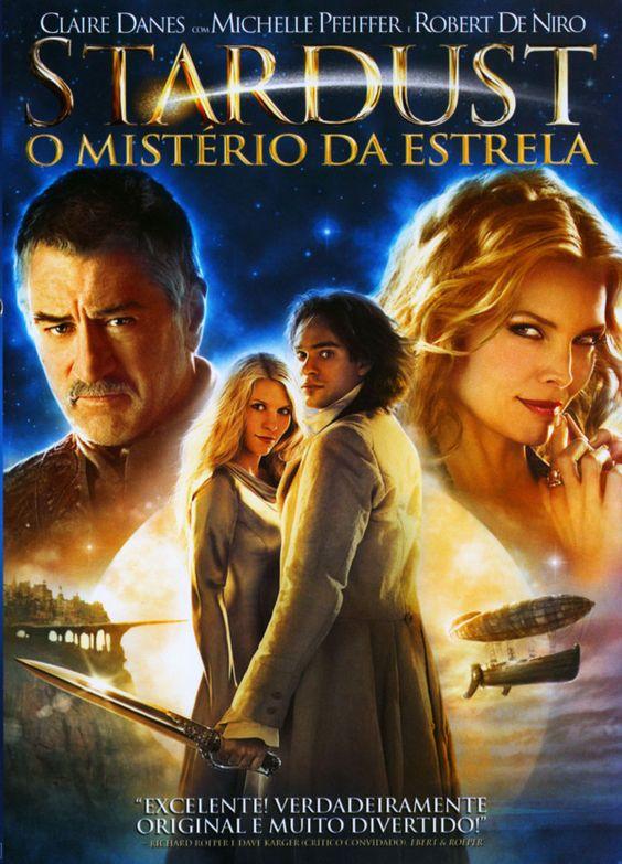 Stardust – O Mistério da Estrela (Stardust – 2007) Para conquistar o coração de Victória (Sienna Miller), Tristan (Charlie Cox) promete bus...