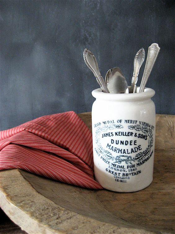 marmalade jar - want for my kitchen