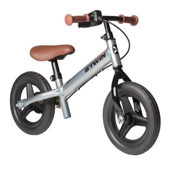 VELO Velos Vélos, cyclisme - RUNRIDE 520 CRUISER SILVER B'TWIN - Vélos