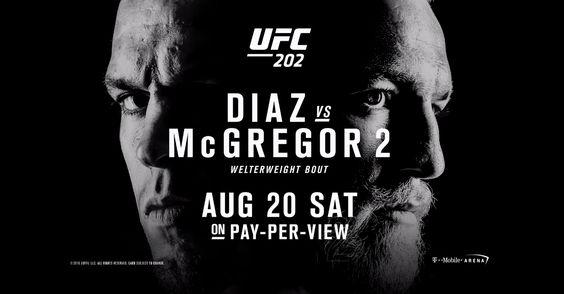 UFC 202: Diaz vs McGregor 2 – I Know You – nowa, niesamowicie klimatyczna zapowiedź