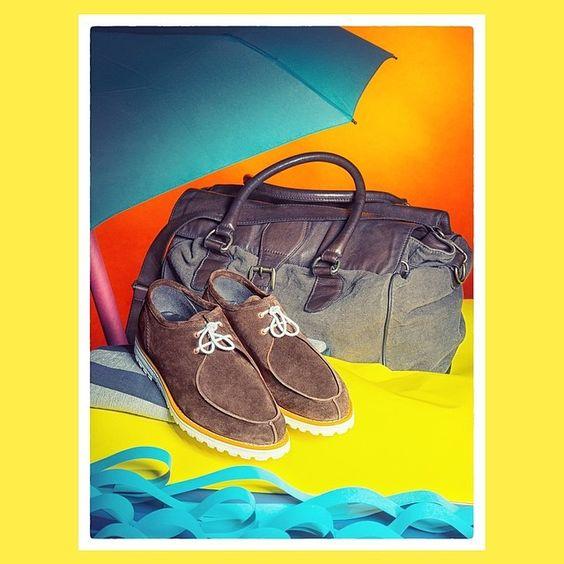 Waiting for #summer !!! #999byfranceschetti #derby #chocolate #999shoes #maxibag #sea #sand #sun #parasol #fresh #franceschetti #franceschettishoes #ss2014 collection #men #guys #menshoes #menstyle #trendsetter #fashionblogger #mensfashionblog #light #fashionable #young #milan #paris #london #tokyo #berlin #moscow