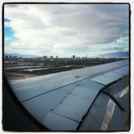 Hello #Vegas