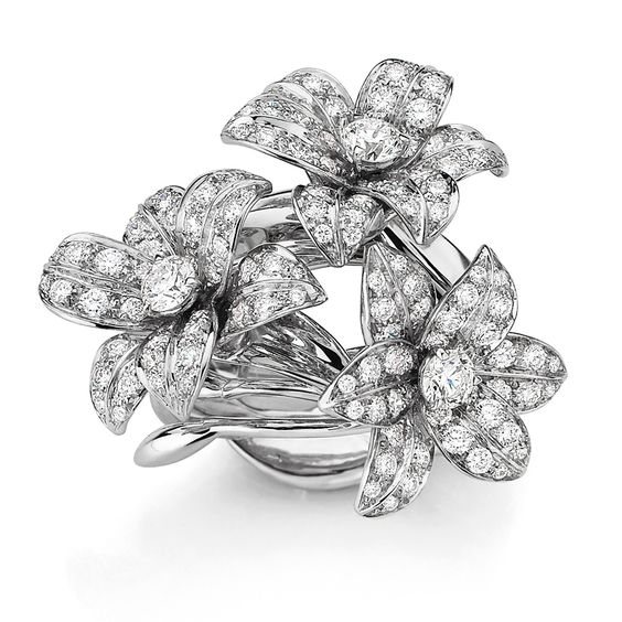 #TOTB -- #MarieDeMedicis fine jewellery collection by #MellerioditsMeller