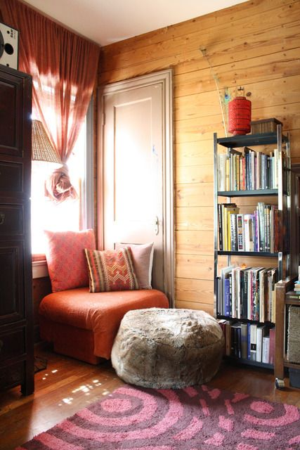 Cozy Nook Nooks And Window On Pinterest