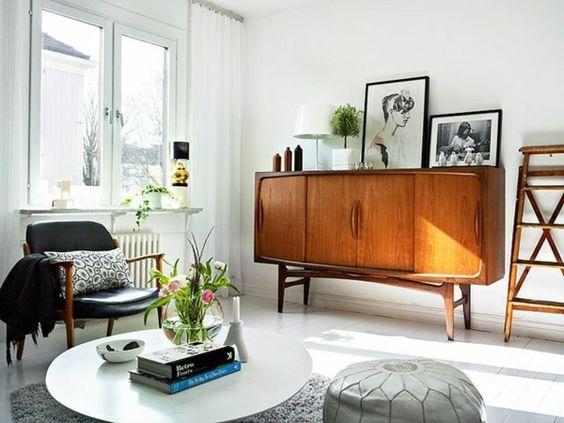 Skandinavisch Möbel Design: Skandinavischer einrichtungsstil klar ...