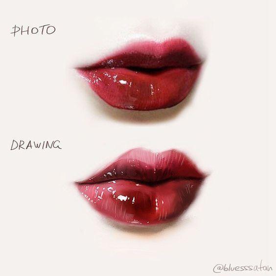 How To Draw Digital Painting Digital Art Tutorial Digital