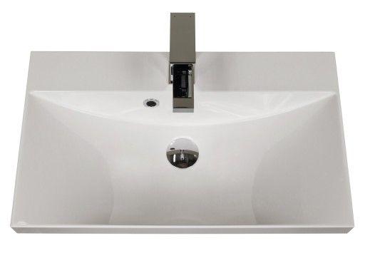 Umywalka Prostokatna 60x35cm Liz 600c Biala 7237165895 Oficjalne Archiwum Allegro Home Decor Sink Decor