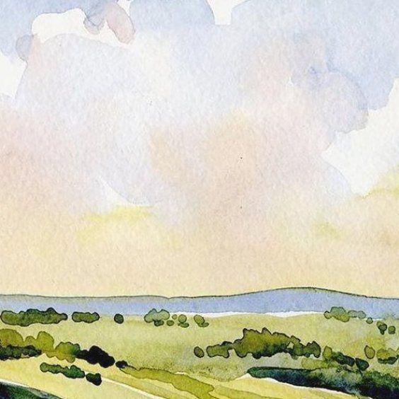 Chinoiserie painting with Labrador Retrievers 20 x 24 orginal painting