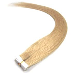 Hair extensions with tape online. www.hairclipssweden.co.uk