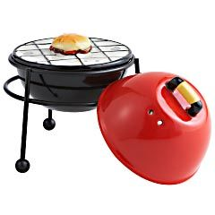 cute barbeque bbq salt & pepper shakers for summer