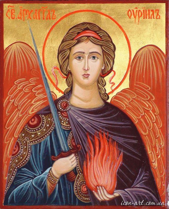 Archangel Uriel #icône: