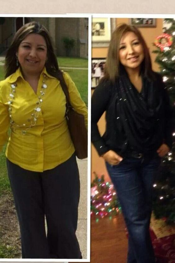 This is my sweet friend Mayela. She has been using the Skinny Pack for 3 months! This is her transformation!! www.momthatwraps.com