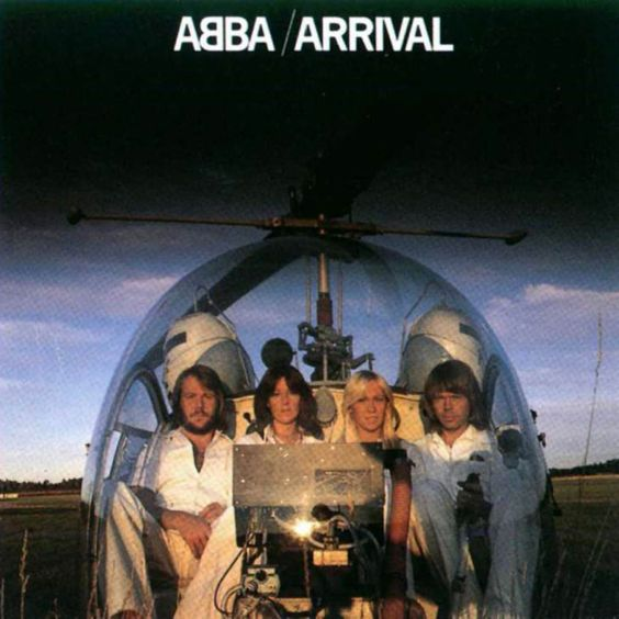 Abba, back then not even a guilty pleasure but just aural wallpaper for the times (although Agnetha Fältskog could never be likened to wallpaper..)