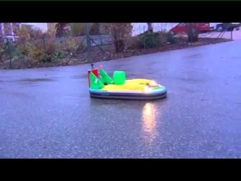3ders.org - Jan Bürstner shares design for awesome 3D printed RC hovercraft | 3D Printer News & 3D Printing News