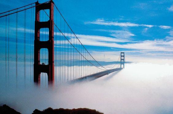 Золотые Ворота, Сан-Франциско